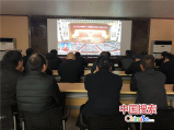 郑州:龙王办事处组织社区服刑人员学习观看政府工作报告