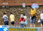 【美丽中国·我的家】青海西宁:绿道穿城过 垃圾沟变城市绿芯