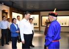 习近平:党中央支持少数民族文化遗产保护