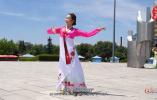 """""""可爱的中国""""之朝鲜族:击鼓奏乐间 他们对""""美""""的向往这样被展现"""