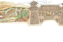 芒砀山上,西汉梁国众王陵