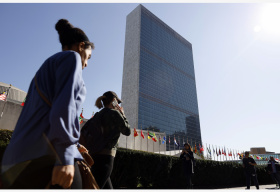 联合国大会选出14个人权理事会成员