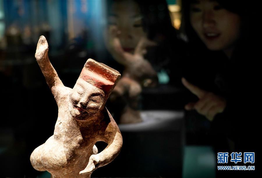(新华视界)(6)丝路遗珍 惊艳中原
