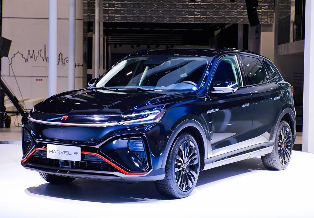 R汽车将于1月发布R-TECH技术品牌 率先赋能MARVEL R