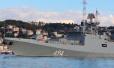俄罗斯黑海舰队护卫舰驶向攻击叙利亚的美军战舰