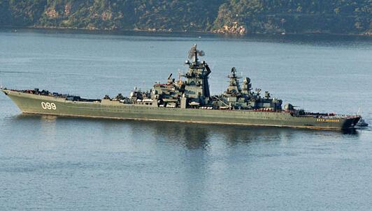 史上最强核战舰解除封印