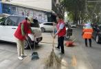 南阳市卧龙区组织139名党员发展对象开展巩卫志愿服务活动