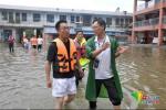 """裴春亮:""""跟我上,到灾情最严重的地方去"""""""
