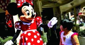 迪士尼/▲有游客反映上海迪士尼内食品售价不菲。