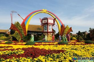 中国开封菊花文化节