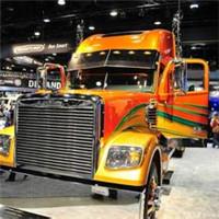 太原国际卡车展