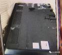 男子电视机运输中被损坏 物流:尸体送到坏了也不管