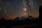英仙座流星雨爆发