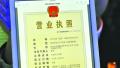 武汉首张电子营业执照 网上受理到发照3个工作日