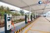 东营已建成80个电动汽车充电桩 计划明年达450个