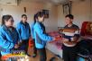 侯振国爱心团队初春送暖 万余元善款救助困难家庭