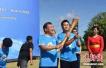 8000余天狮人巴厘岛主题巡游 传递和平发展理念