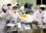 城东社区卫生服务中心成功抢救两名急重患者