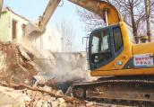 """杭州一别墅改成""""房中房""""被认定违建,拆了三年多还没拆除"""
