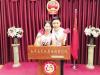 微博上晒结婚证 李晓霞结婚了