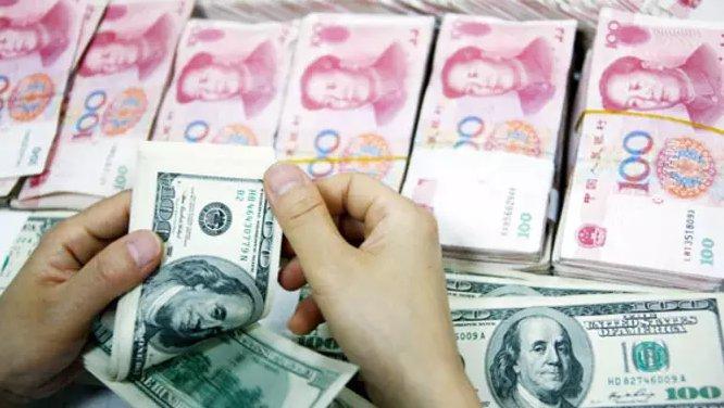 人民币对美元汇率升破6.60 创一年多以来新高