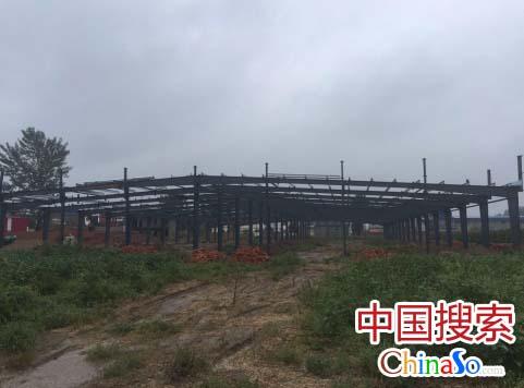 漯河国土局查处一起土地违法案件 违法建筑被责令自行拆除