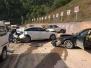 云南巍山县发生11车连环相撞事故致2死2伤