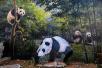"""浙江古村变身""""动物园"""" 90多种动物却不用饲养员"""