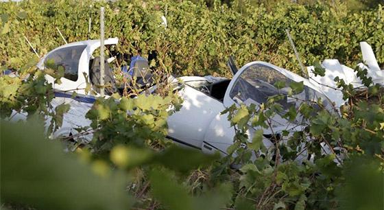 一架观光飞机在法国科西嘉岛坠毁 4人死亡