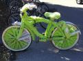如此奇葩的自行车