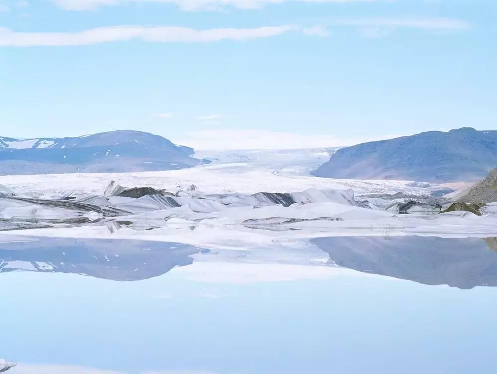超现实美感沙漠