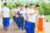 济南一中一学生突患淋巴癌 学校师生一上午捐款18万