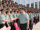 以习近平同志为核心的党中央领导和推进强军兴军纪实之八
