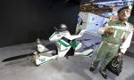 单兵载人战术飞行摩托