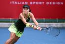 朱琳爆冷击败大满贯冠军科维托娃晋级天网次轮