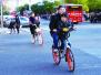 南京公布共享单车交通违规用户 将记入市民征信