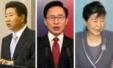 """韩国政坛内斗""""白热化""""?检方同时调查3位前总统"""