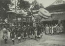 百年前越南皇帝祭天