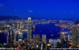 """""""一带一路""""最具国际旅游吸引力城市 香港榜首"""