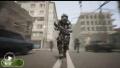 战场金刚:美军公布未来机动装甲步兵视频