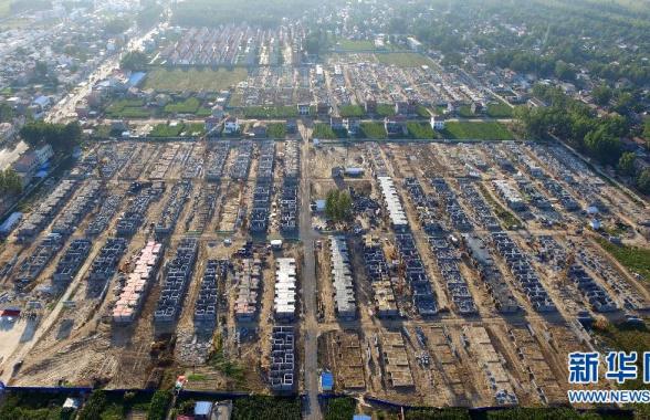 18.71億!河南全力助推黃河灘區居民遷建