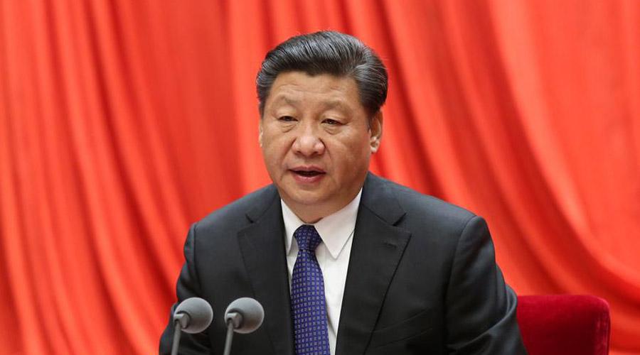 新闻特写:开放的十九大 自信的中国