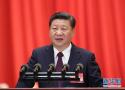 习近平主持中国共产党十九大闭幕会