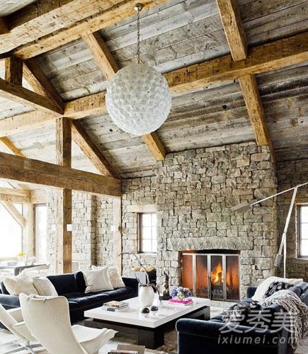原生态风格的家装设计