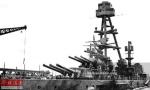 日本战列舰登陆美国?