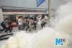重庆轨道交通3号线南坪站出口起火?真相来了!