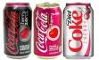 樱桃味可口可乐和姜味可乐上市 怪味饮料又来袭