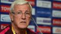 里皮:中国将申办2030世界杯 盼带国足过招意大利