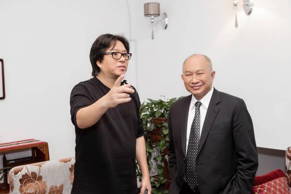 《追捕》吴宇森对话高晓松:最后一部电影会拍给徐克