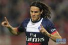 欧冠-内马尔2射1传卡瓦尼2球 巴黎7-1狂胜